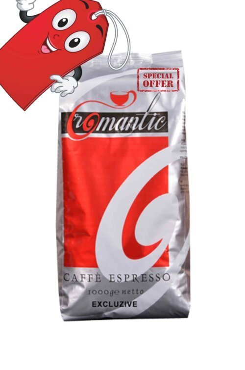 espresso kava Romantic excluzive home edition