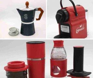Pripomočki za pripravo kave Romantic