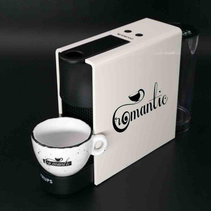 Romantic Espreso image ALT - brezplačni najem aparat beli