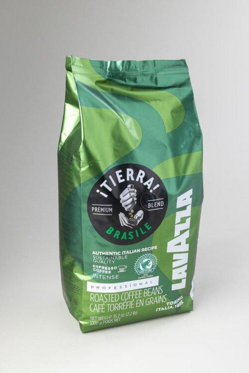 Kava Lavazza Tierra brasil blend 1 kg