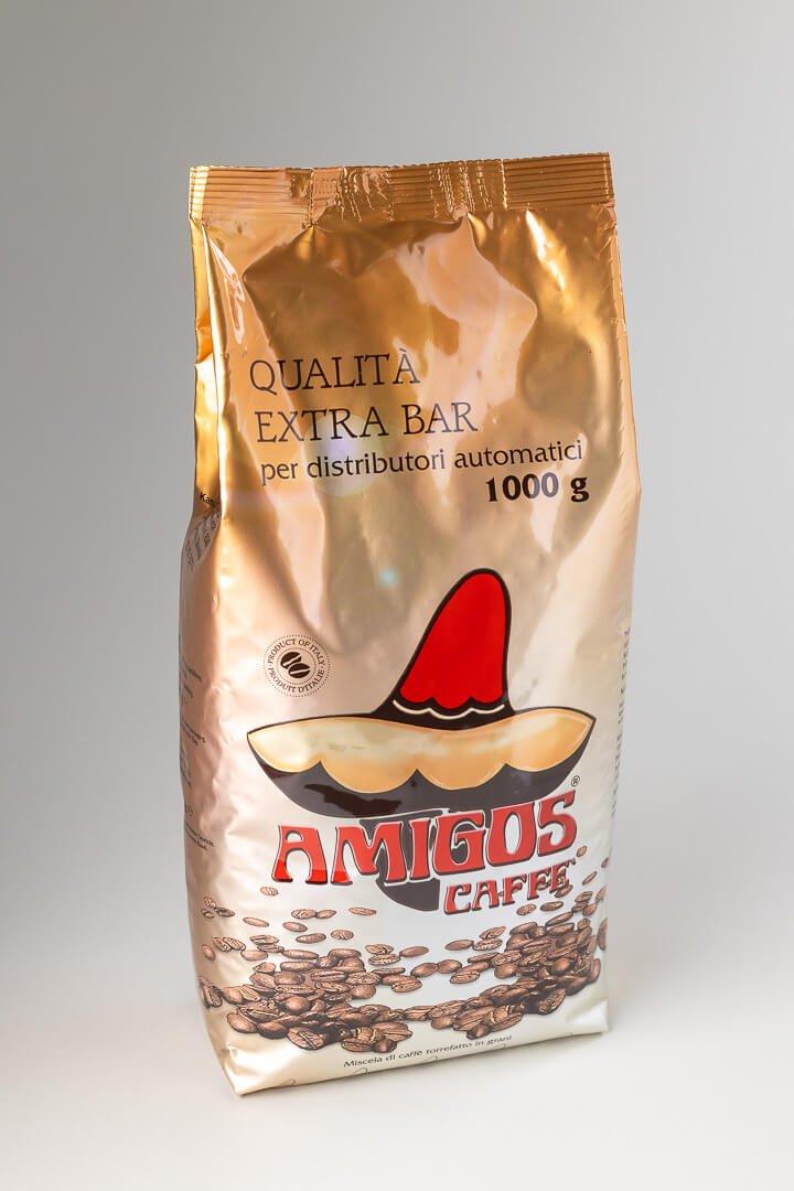 Kava espresso Amigos ex-bar distributori 1 kg