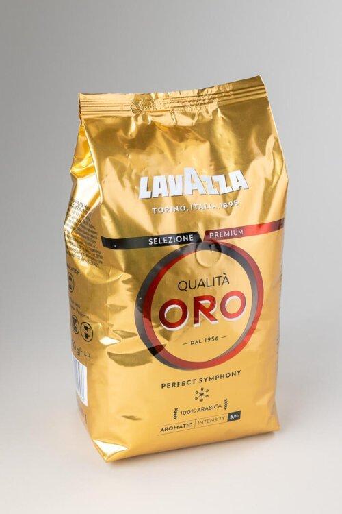 Kava espresso Lavazza oro