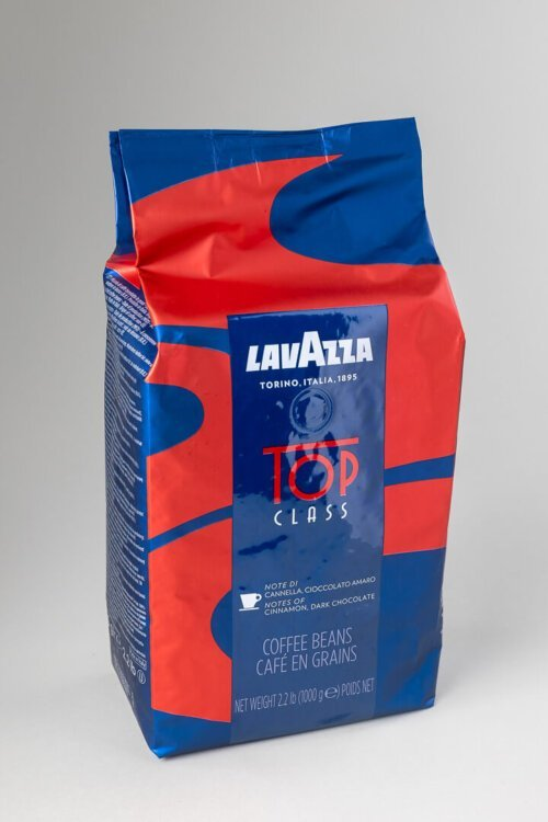 Kava espresso Lavazza top class