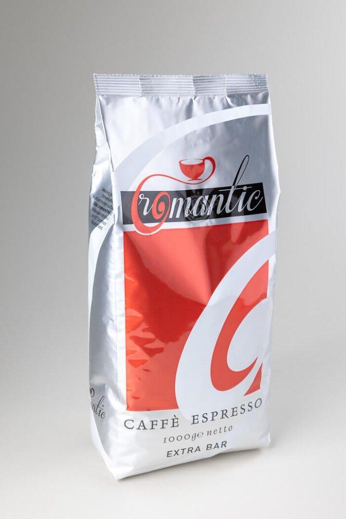 Kava espresso Romantic extra bar