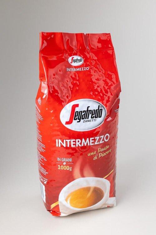 Kava espresso Segafredo zanetti intermezzo