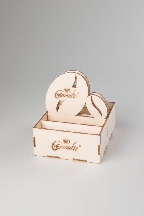 Lesena sladkornica Romantic